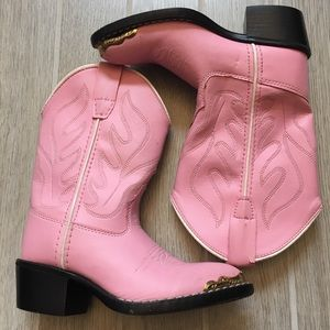 Old West | toddler boots size 100